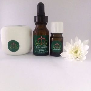 HI's customized handcrafted natural & organic skincare products