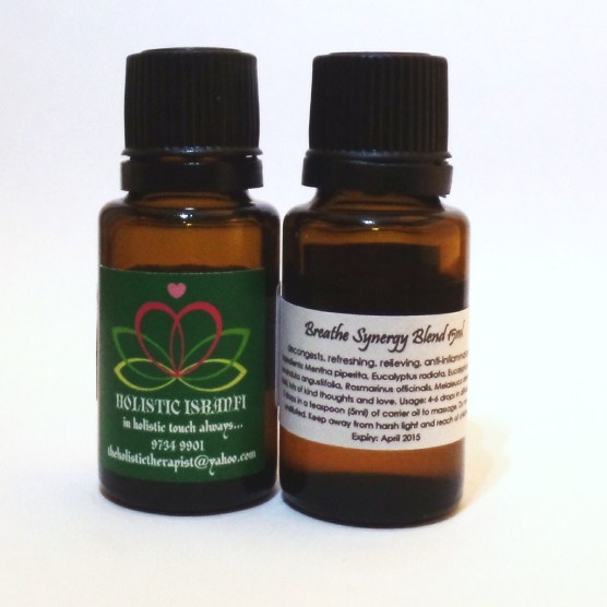Breathe Synergy Blend 10ml $24