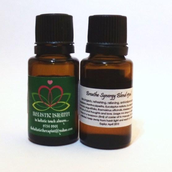 Breathe Synergy Blend 10ml $24