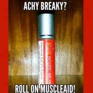 MuscleAid Roll On Remedy 10ml $28
